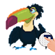 Pixel cartoon characters 2020 for PC Windows 10/8/7