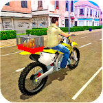 Bike Pet Animal Transport 3D Icon