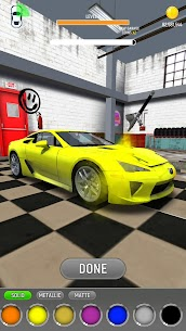 Car Mechanic MOD APK 1.0.3 [Unlimited Money + No Ads] 4