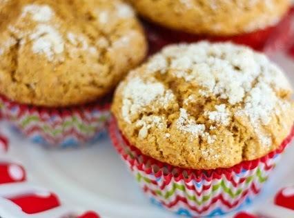 Eggnog Streusel Muffins Recipe