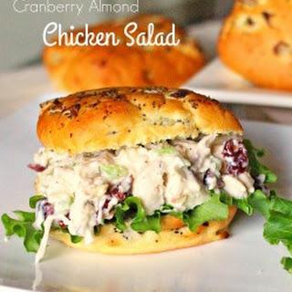 Cranberry Chicken Salad Dressing Recipes