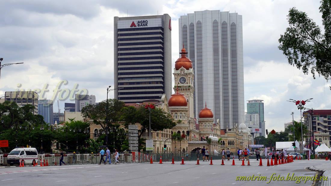 Отели Куала-Лумпур