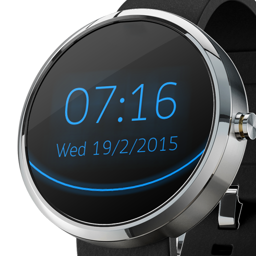 Holo Watch face Icon