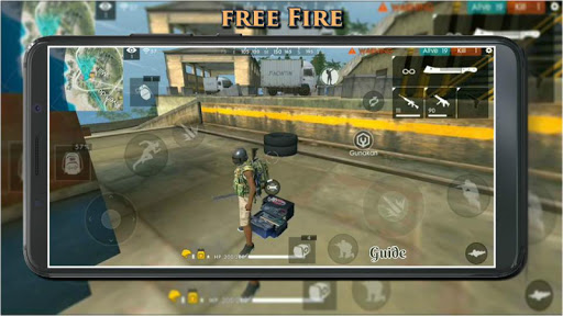 Free Guide For Free-Fire 2019 Tips screenshot 3