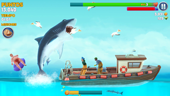 Hungry Shark Evolution (MOD) APK 8