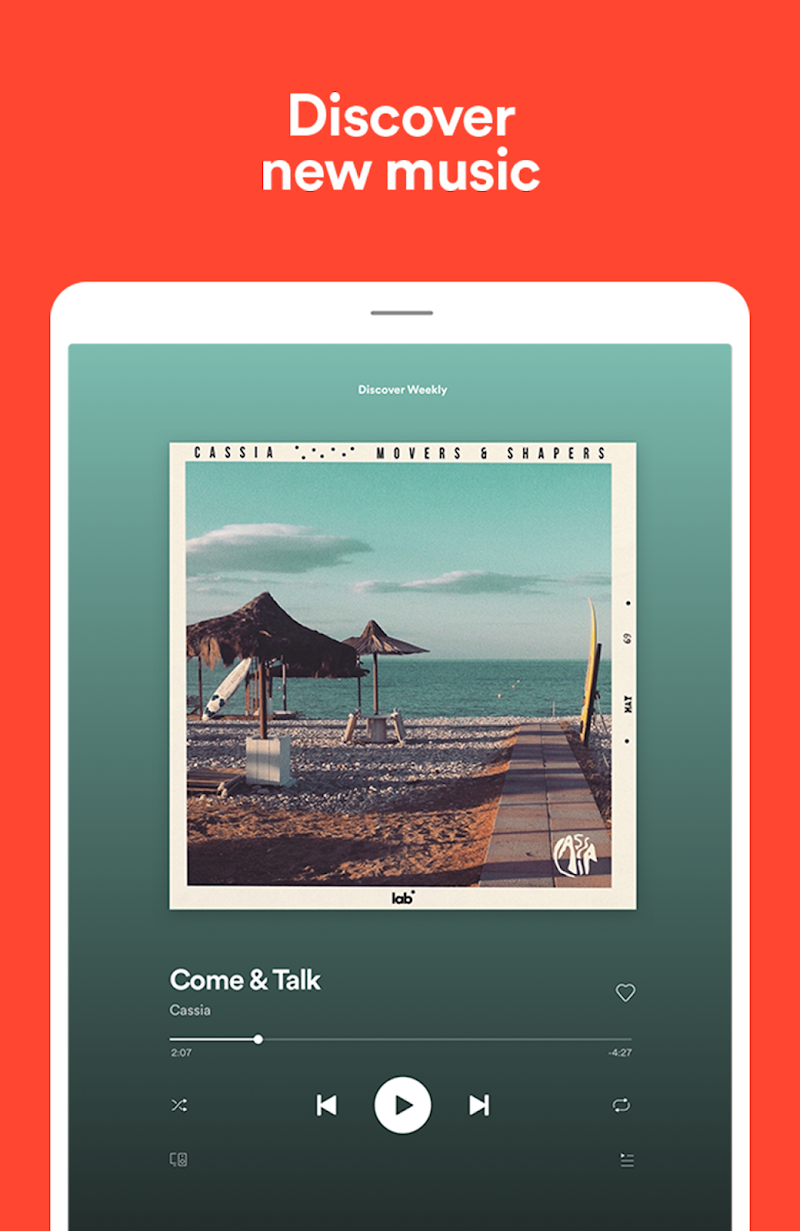 Spotify: Listen to new music, podcasts, and songs Screenshot 10