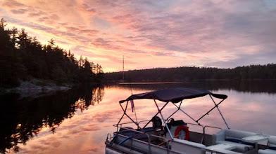 Photo: Our new pontoon service