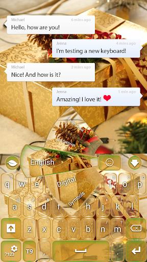 聖誕禮物主題