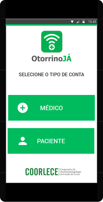 OtorrinoJÁ- screenshot