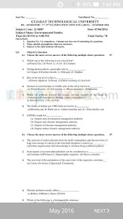 GTU Exam Question Papers (Engineering) - Stupidsid- screenshot thumbnail