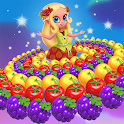 Princess Pop - Bubble Games icon