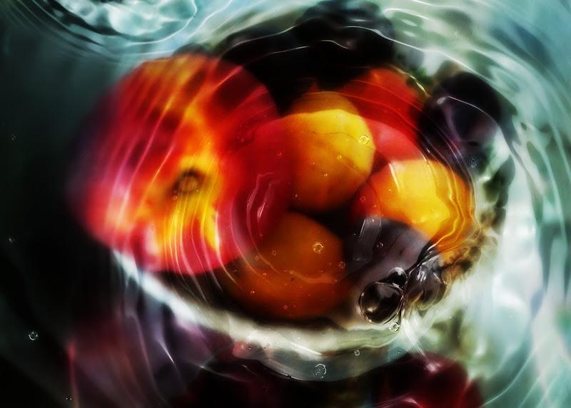Immersione di frutta di Annalisa Mauro
