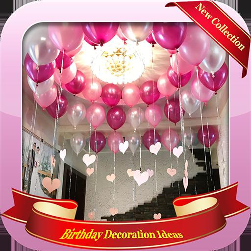 ❤️ Birthday Decoration Ideas ❤️ icon