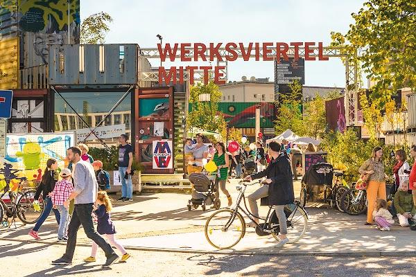 Wo in München Ideen wachsen