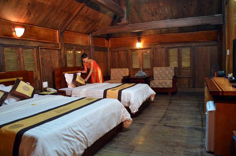 Eco Lodge Resort Cát Bà Hải Phòng