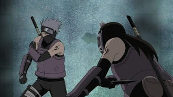Kakashi: Shadow of the ANBU Black Ops - The Targeted Sharingan