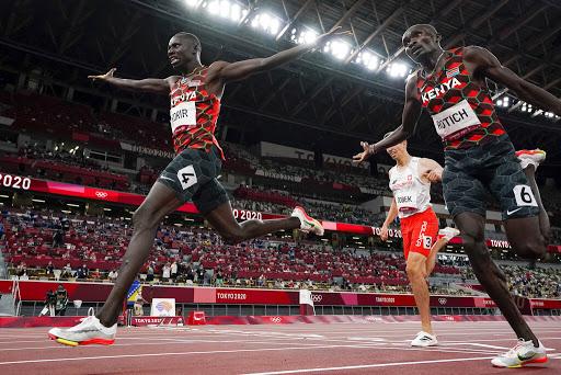 Olympics Latest: Favorite Garnbret leads climbing qualifying