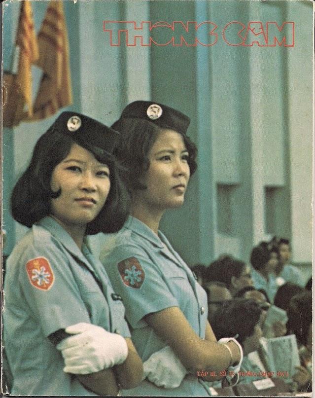 Vươn lên 2: Nữ Quân Nhân Quân Lực Việt Nam Cộng Hòa