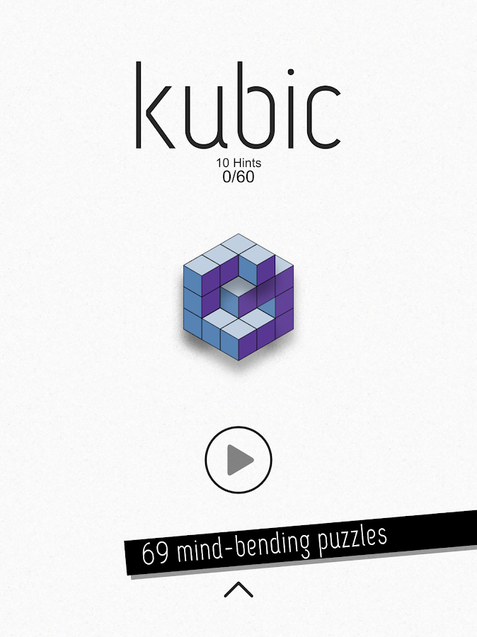 kubic- screenshot
