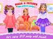 screenshot of Bella Pyjama Party Friends House