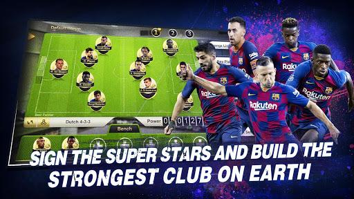 Champions Manager Mobasaka: 2020 New Football Game 1.0.168 Screenshots 15