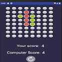 Reversi Othello Mahbousa mind game Man vs AI icon