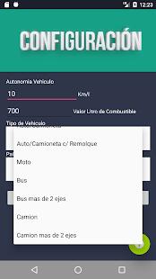 Peaje PRO - Calculadora de Viaje - náhled