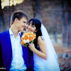 Wedding photographer Natalya Dudina (multfilm09). Photo of 19.01.2014