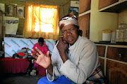 Ntombizodwa Molakeng, 55, had taken her granddaughter Mbalenhle Ngwenya to a local shebeen.