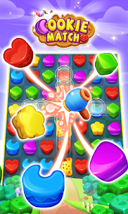 Tải Game Cookie match 3