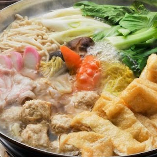 Japanese Cooking Nabemono( Hotpot) :Chankonabe (Part 3)