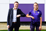 """Koningin van het Belgisch vrouwenvoetbal is titel rijker: """"Heb heel veel tegenstand gekregen, maar ..."""""""