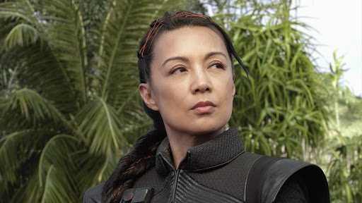 Ming-Na Wen is Geeking Out Over Receiving Her Hollywood Walk of Fame Star in 2022