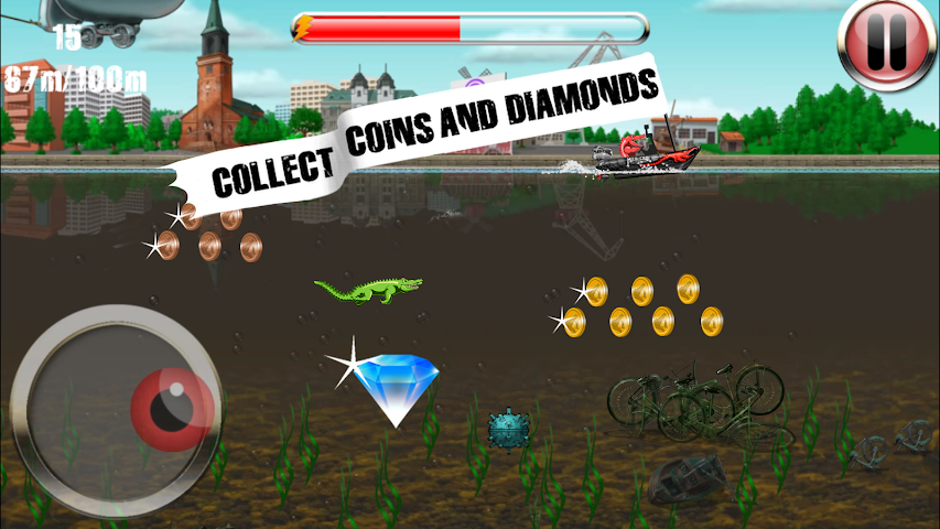 android Mad-Croc Screenshot 3