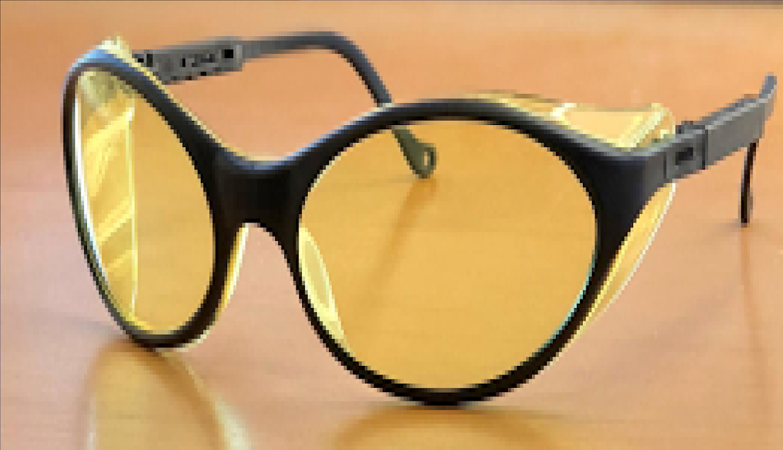 Yellow Glasses Might Be A Cure For Insomnia