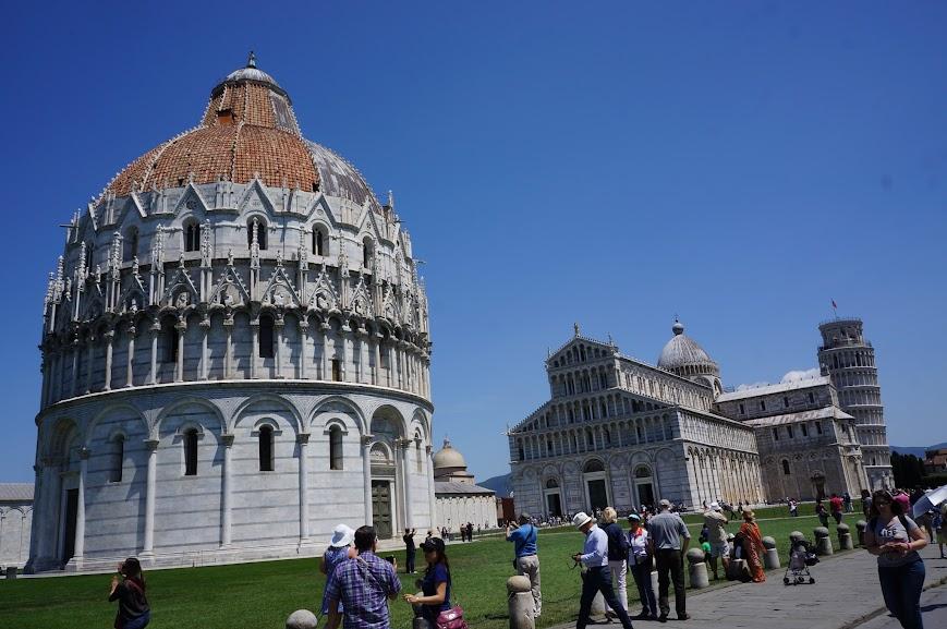 Pisa, Italy (2015)