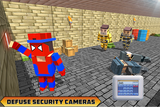 Blocky Prison Plan Grand Escapist Survival Screenshot