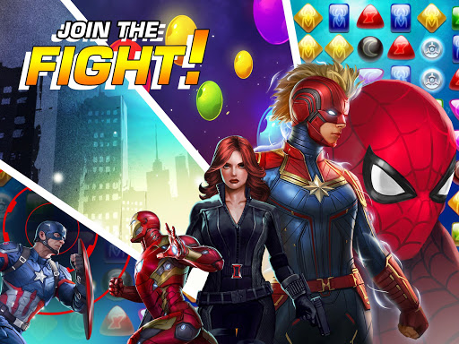 MARVEL Puzzle Quest: Join the Super Hero Battle! screenshots 8