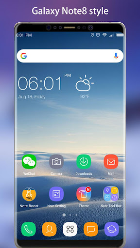 Note 8 Launcher - Galaxy Note8 launcher, theme v2 1 [Prime