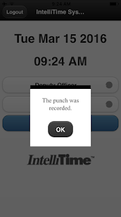 IntelliTime SmartPunch- screenshot thumbnail