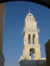 Photo: Eglise catholique de Fira