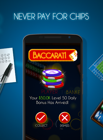 Baccarat! Screenshot