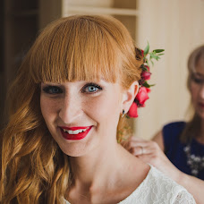 Wedding photographer Elizaveta Drobyshevskaya (DvaLisa). Photo of 16.10.2016