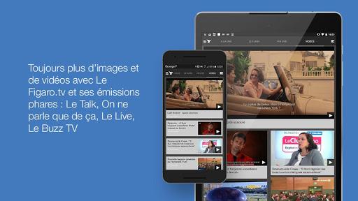 Le Figaro.fr: Actu en direct 5.1.23 screenshots 14