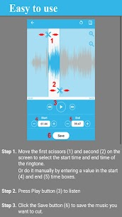 Ringtone Maker Pro – Free Mp3 Cutter App Download for Android 5