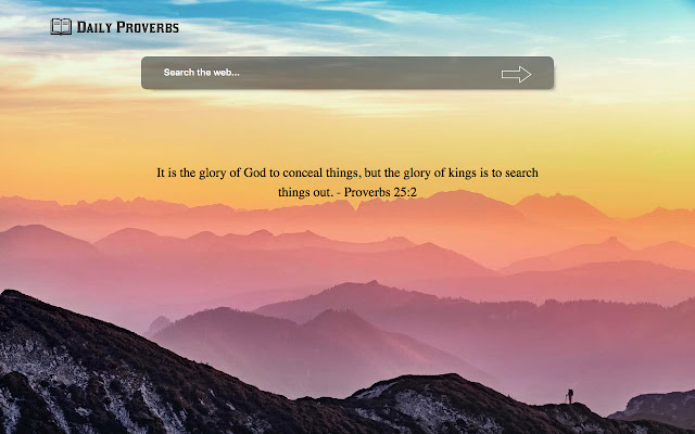 Daily Proverbs