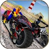 Super Moto Heroes: Extreme Stunt Bike Racing 3D
