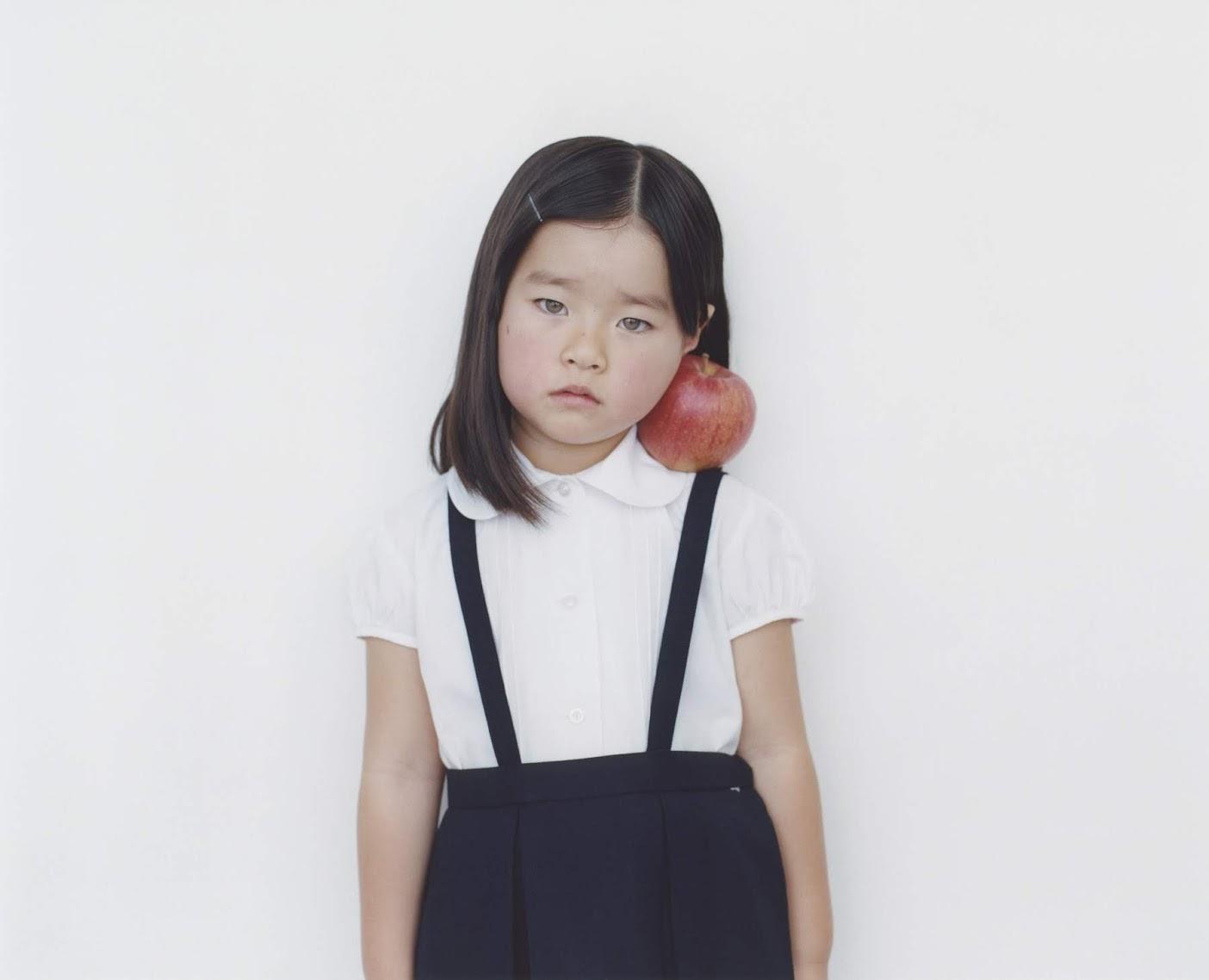 [迷迷藝文] 蒼井優御用攝影師 橫浪修 登台開展 帶來超療癒系列〈1000children〉、〈Assembly〉