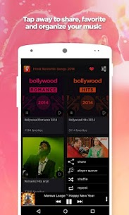 Hindi Romantic Songs 2014 by Gaana App Download For Android 3