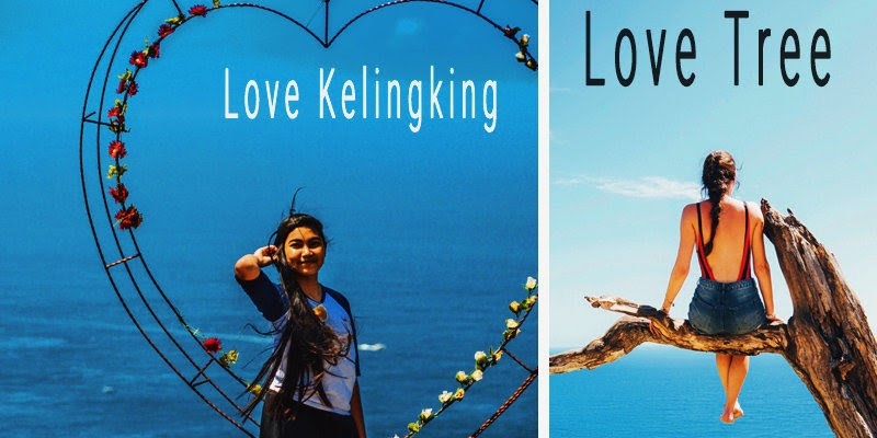 Love tree dan Love Kelingking